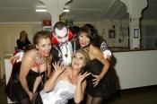 Haunted Halloween Vampires