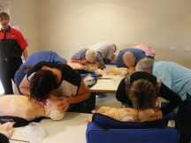 CPR & First Aid refresher courses.